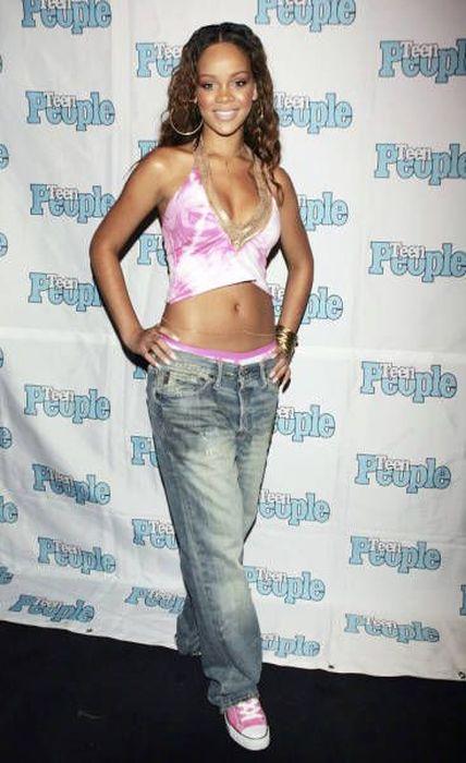 Famous Female Pop Stars Then Vs. Now (22 pics)