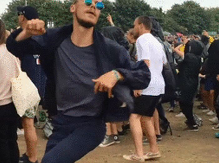 Sometimes You Just Have To Dance (30 gifs)