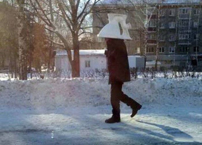 Russians Just Aren't Built Like The Rest Of Us (41 pics)