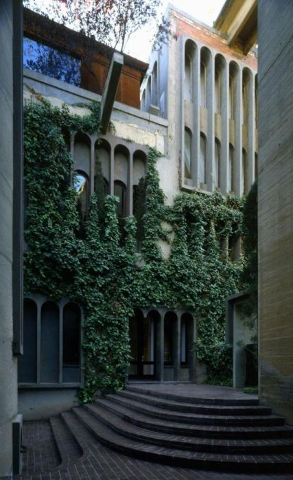 Architect Spends 45 Years Converting A Dilapidated Factory (22 pics)