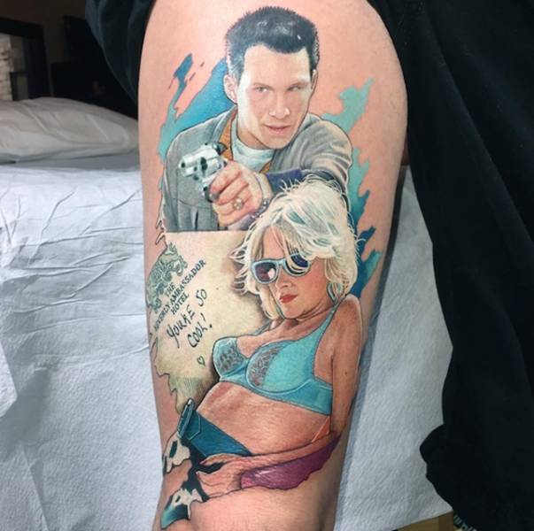 Now This Guy Has Taken Tattoo Art To A Whole New Level (26 pics)