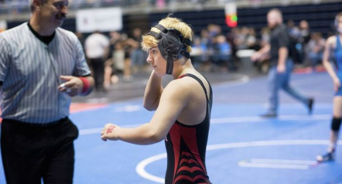 Transgender Wrestler Wins Girls Championship In Texas (8 pics)