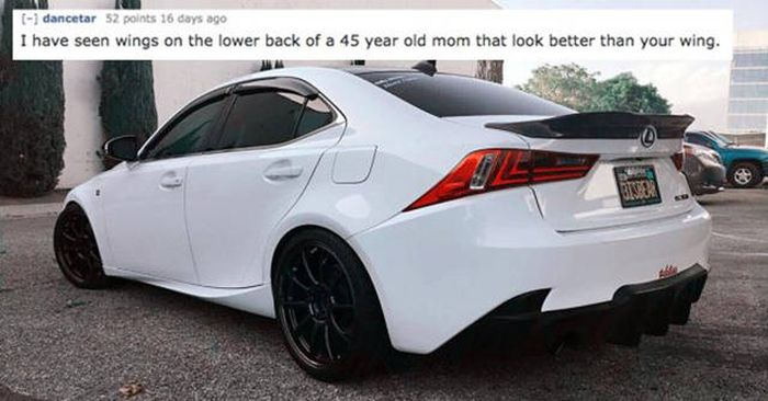 It Turns Out That Cars Can Get Roasted Too (23 pics)