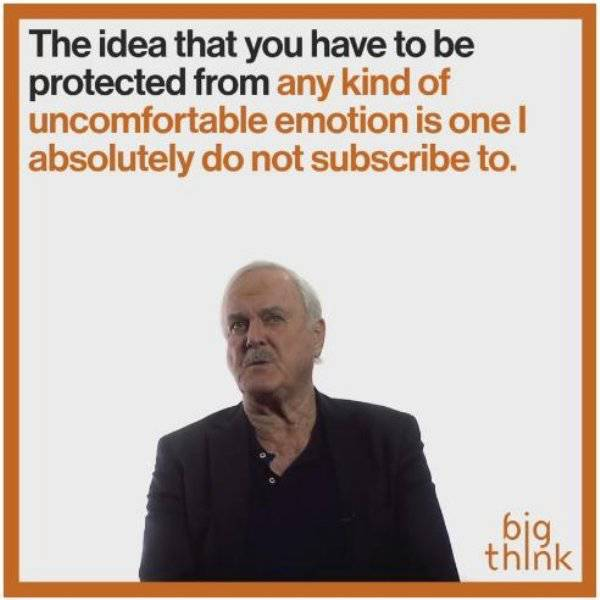 Legendary Comedian John Cleese Is Sick Of Political Correctness (10 pics)