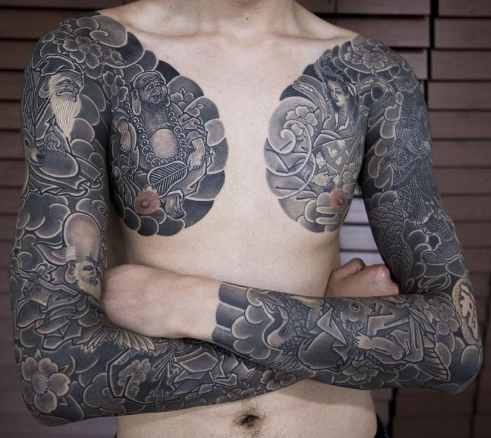 Next Level Tattoos That Will Amaze You (31 pics)