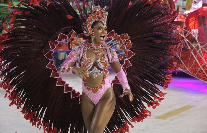 Rio de Janeiro Carnival Is Now In Full Effect (27 pics)