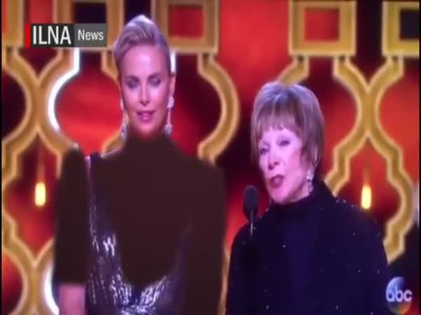 Iranian Television Censors Charlize Theron