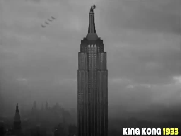 King Kong Evolution