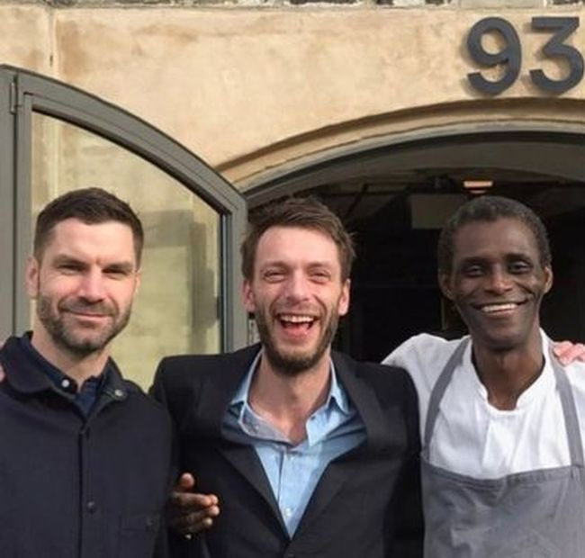 Dishwasher Gets A Piece Of Top Restaurant Noma (3 pics)