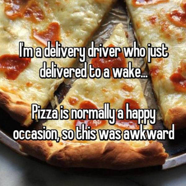 Delivery Guys Have A Very Awkward Job (20 pics)