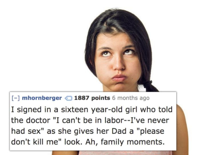 Nurses Reveal Absurd Answers Patients Shared About Their Sexual History (14 pics)