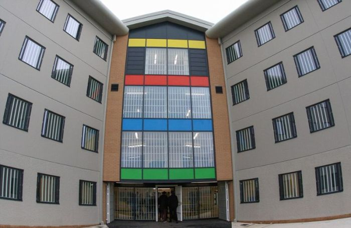 Take A Look At This Impressive Luxury Prison In The UK (15 pics)