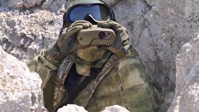 On The Ground With Special Ops Troops In Syria (22 pics)