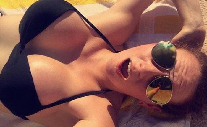 Busty Babes Really Know How To Make The Men Drool (60 pics)