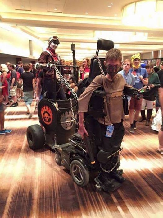 When Cosplay Gets Taken To The Highest Of Levels (48 pics)