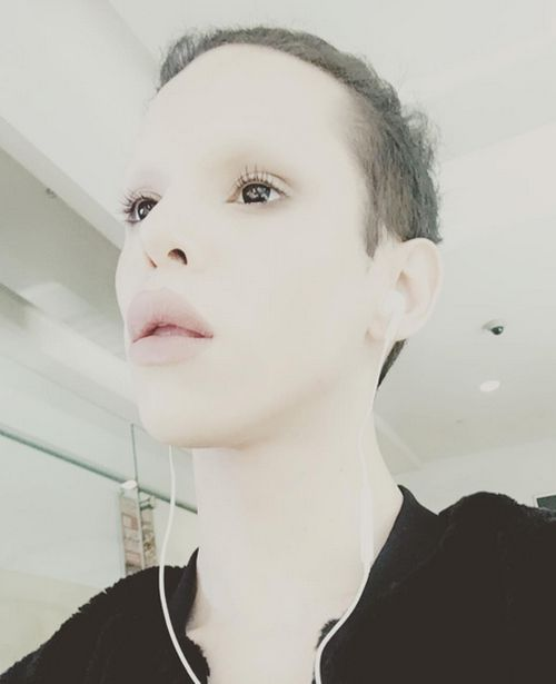 Man Spends Thousands On Plastic Surgery To Look Like A Genderless Alien (16 pics)