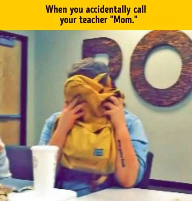 Embarrassing Moments That Every One Of Us Have Experienced (16 pics)