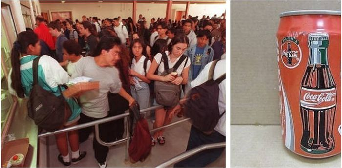 90's High School Photos That Are Full Of Nostalgia (32 pics)