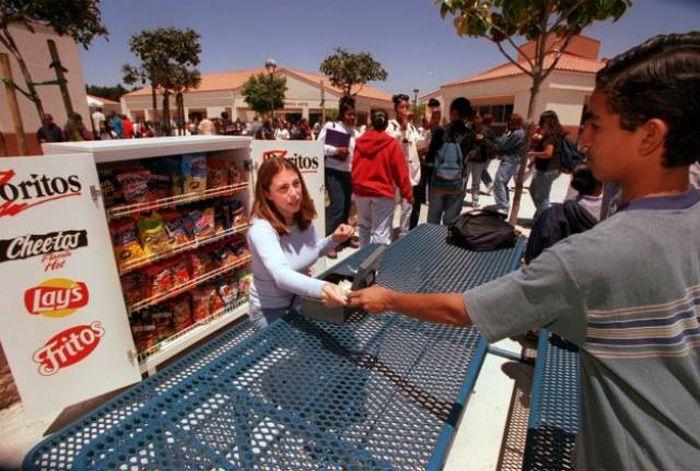 90's High School Photos That Are Full Of Nostalgia (32 pics)