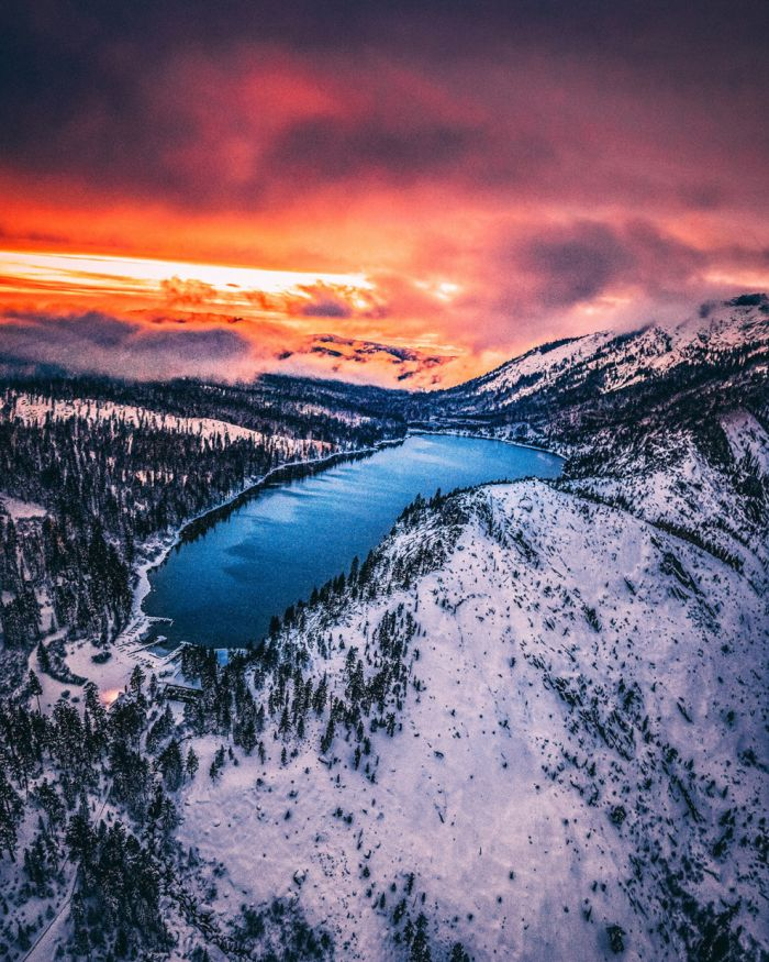 Stunning Aerial Pictures Of The American West (16 pics)