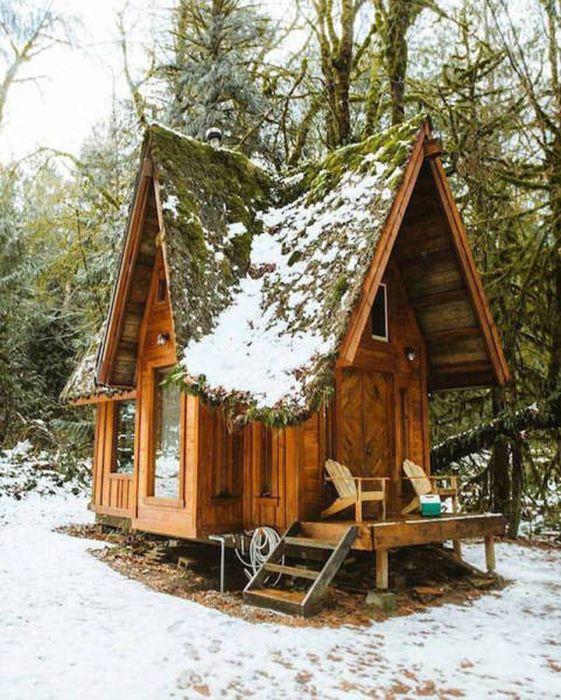 These Houses Could Be The Coziest Homes In The World (25 pics)