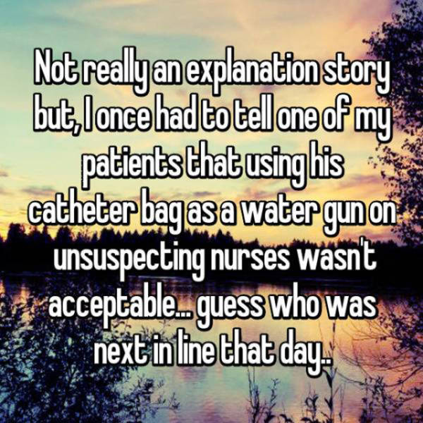 Medical Workers Share Embarrassing Things They Had To Explain To Patients (19 pics)