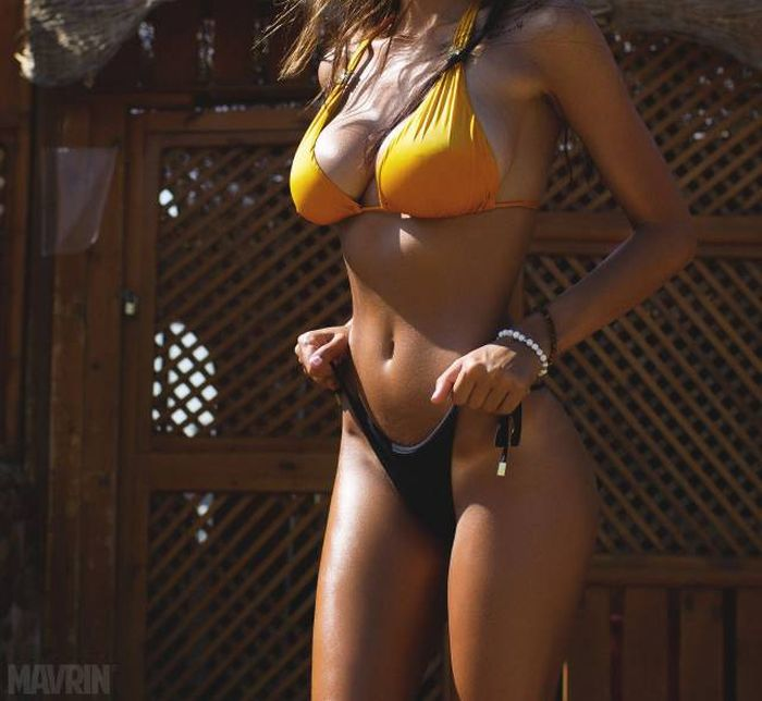 Babes In Bikinis Are A Beautiful Dream Come True (57 pics)