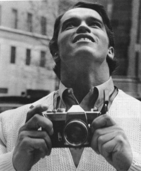 Vintage Photos Of Famous People And Celebrities (53 pics)
