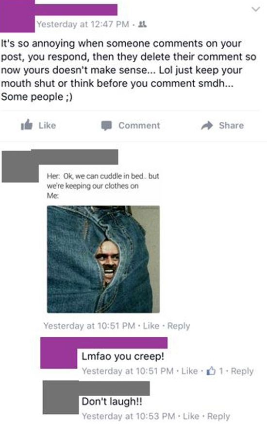 People Get Called Out For Embarrassing Facebook Fails (18 pics)