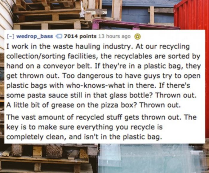 People Reveal Insider Secrets About The Industries They've Worked In (19 pics)