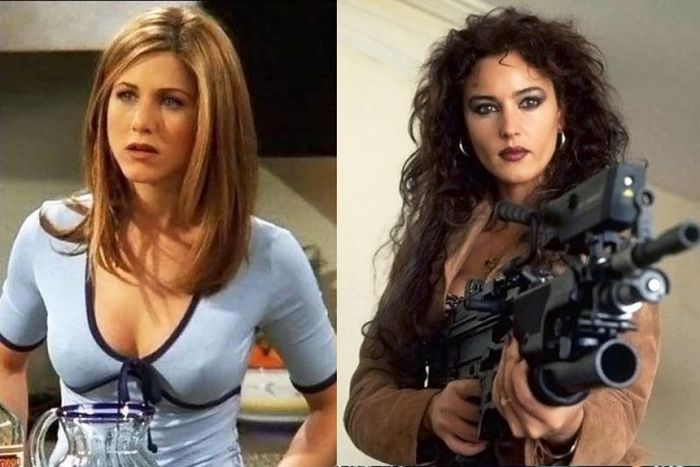 Sex Symbols Of The 90's And What They Look Like Now (19 pics)