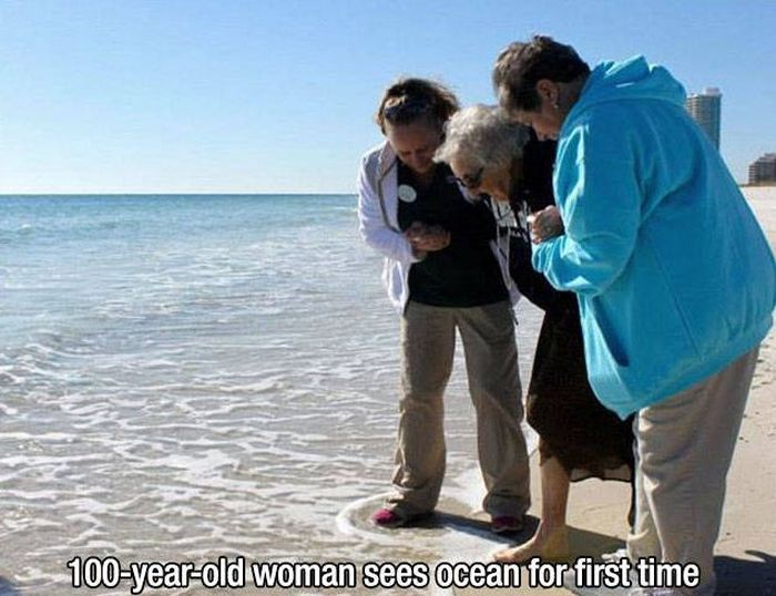 There Truly Is A First Time For Everything (27 pics)