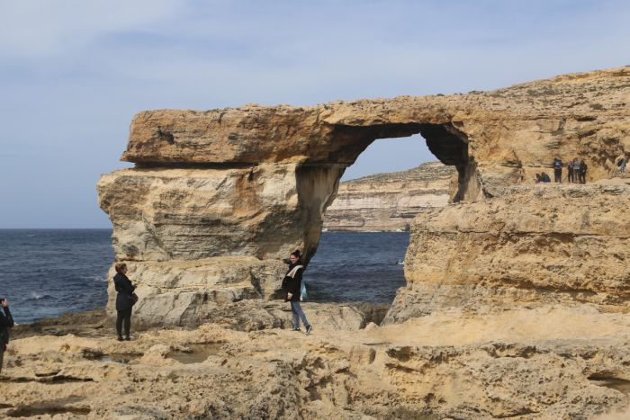 Azure Window Collapses And Falls Into The Sea (5 pics)