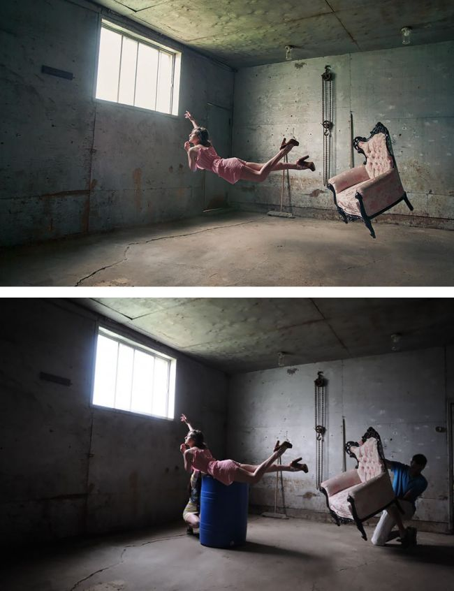 The Other Side Of Photography That People Don't Normally See (33 pics)