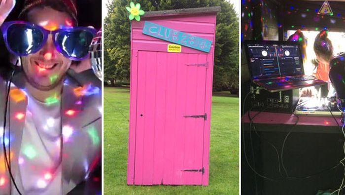 World's Tiniest Mobile Nightclub Opens In Rotherham (2 pics + video)