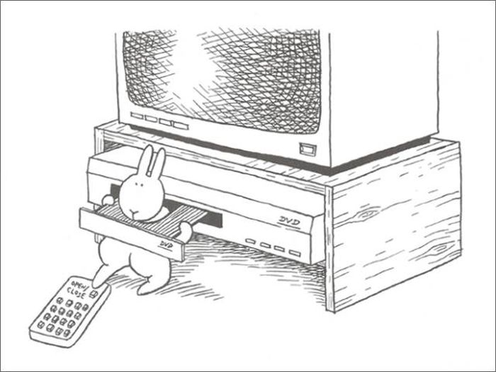 These Creepy Bunny Comics Will Freak You Out (20 pics)