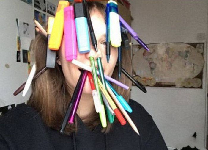Sometimes Girls Go A Little Crazy (43 pics)