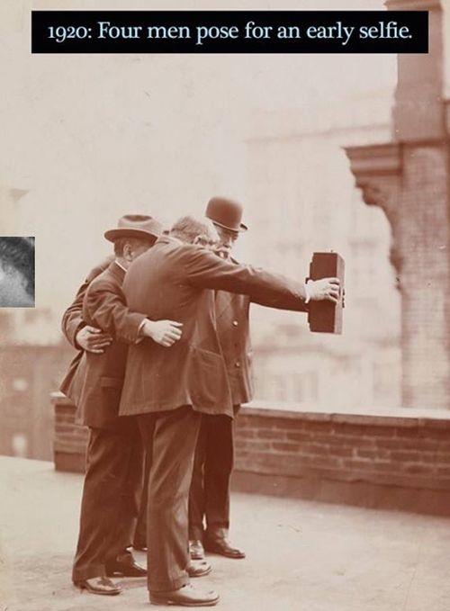 Take A Trip Back In Time With These Rare Historical Photos (16 pics)