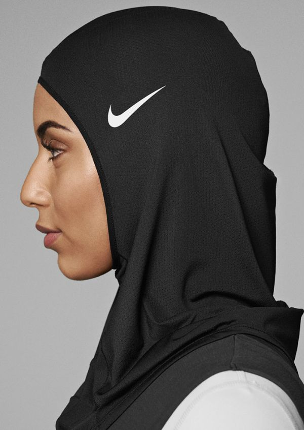 Nike Is Releasing A Hijab Line For Muslim Athletes (5 pics)
