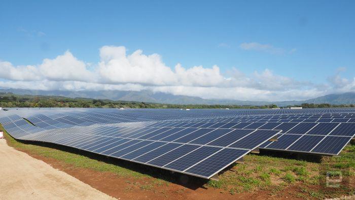 New Tesla Solar Energy Station Set To Power Hawaii At Night (4 pics + video)