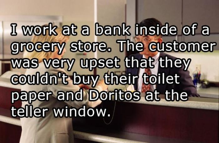 Employees Share Stupid Complaints They've Heard Customers Utter (20 pics)