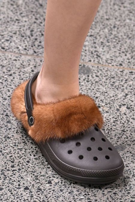 The World Is Ending Because Furry Crocs Are A Thing Now (5 pics)