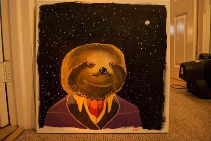 People Who Tried To Paint And Absolutely Nailed It (20 pics)