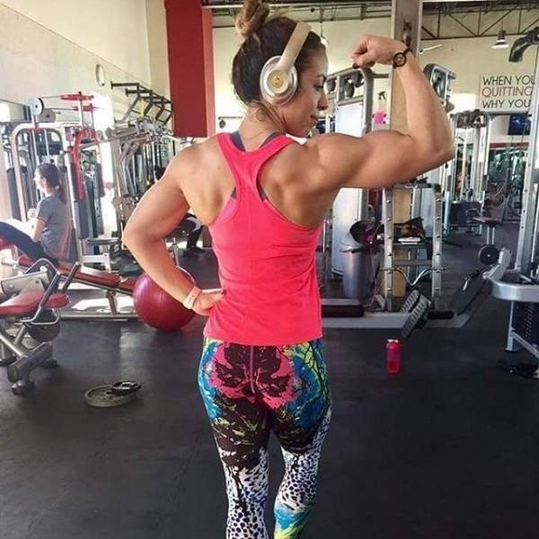Fit Girls Who Are Absolutely Shredded (34 pics)