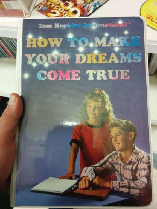 Bizarre And Creepy Items Found In Thrift Stores (42 pics)