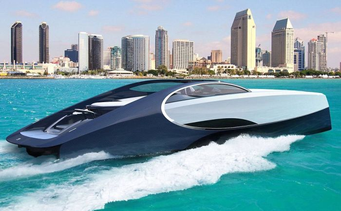 This Yacht Is Being Called The Bugatti Of The Sea (10 pics)