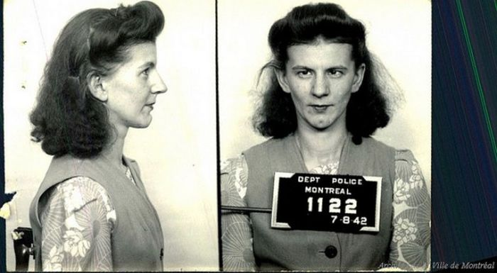 What Prostitutes Looked Like In The 1940s (14 pics)