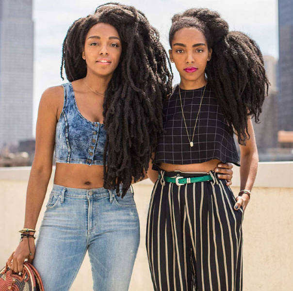 Instagram Queens Show Off Their Incredible Natural Hair (17 pics)