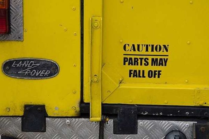 Funniest Things Spotted On Trucks (20 pics)