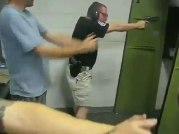 Gun Instructor Brushes Off Accidental Discharge Of 44 Mag